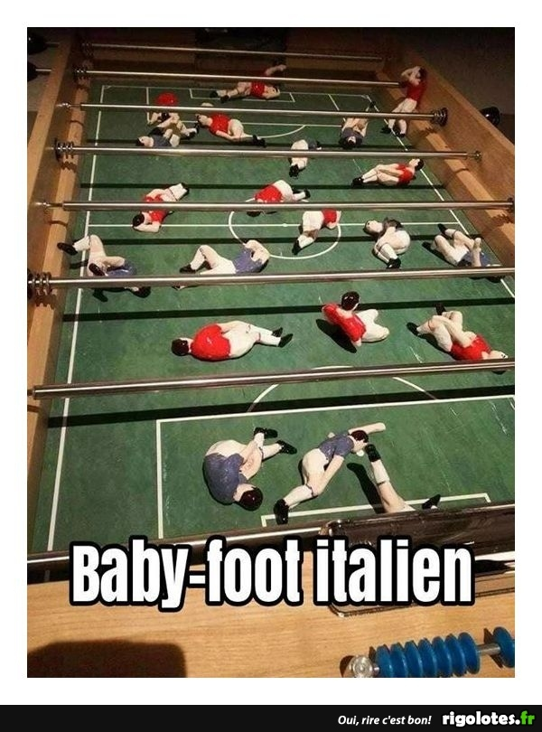 baby foot italien facebook