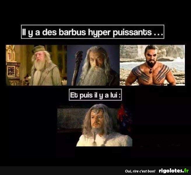 Il Y Des Barbus Hyper Blagues Et Les Meilleures Images Droles